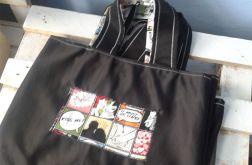 Mocna i pojemna torba