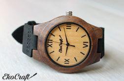 Drewniany damski zegarek WAGTAIL