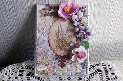 Mediowo w  tonacji fioletu