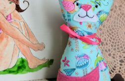 Kotek dla maluszka - Mruczek - Funia -18 cm