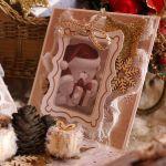Świąteczne pudełko na upominek #1