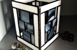 Lampion Magia geometrii , Tiffany