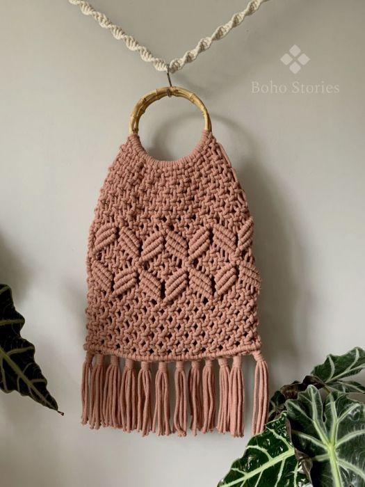 TOREBKA 01 - kolor różowe złoto