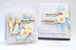 Kartka na Ślub w pudełku #1