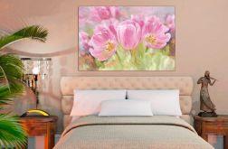 Tulipany obraz na płótnie, 120 x 80