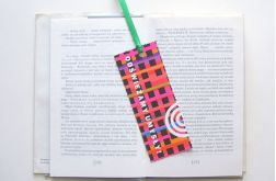Nowoczesna zakładka do książki - n.2