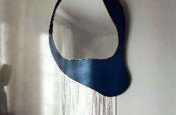 dodo lustro dekoracja ścienna boho