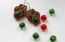 Christmas Collection II mini kolczyki sutasz