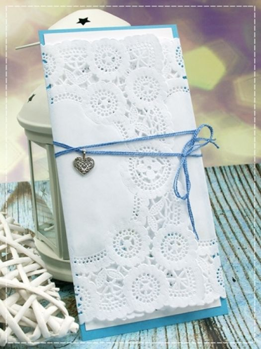 Zaproszenia ślubne -Perfect Love-winter