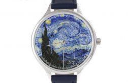 """Zegarek Art """"Gwieździsta noc"""""""