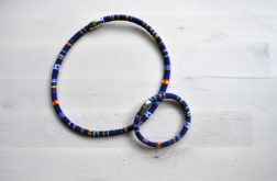 Sen o Afryce - niebieska Masajka