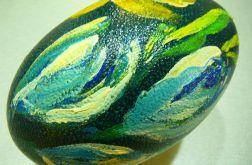 Emu jajo malowane