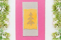 Kartka świąteczna minimalizm 57