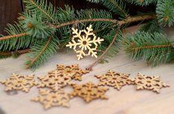 Śnieżynki #2 - bożonarodzeniowe dekoracje