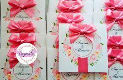 Zaproszenia ślubne flowers # 7