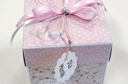Exploding box - narodziny dziecka v.5