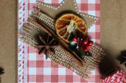 Kartka świąteczna Boże Narodzenie DL susz