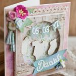 Kartka okolicznościowa, narodziny N01
