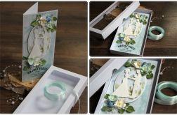 W dniu ślubu - kartka w pudełku7
