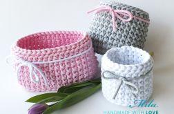 Koszyki Pinky