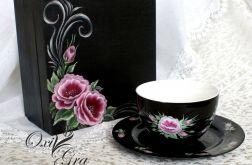 Komplet herbaciany Stylish Rose