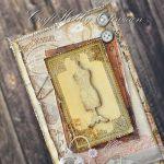 Moc życzeń - z manekinem - Manekin vintage - detal I