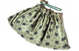 bawełniana spódniczka wraz z opaską