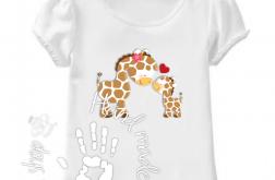 Projekt na koszulkę z okazji Dnia mamy