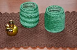 Zielone słoiczki