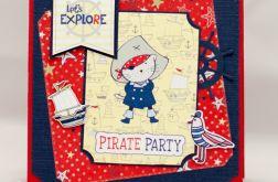 W dniu urodzin pirat KU1811