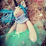 Jednorożec bawełny unicorn