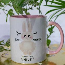 Kubek Somebunny smile