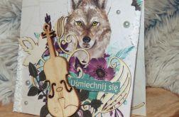 Kartka urodzinowa dla muzyka *33