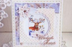 Kartka świąteczna Winter Tales 2 GOTOWA