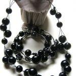 Perły czarne - wyjątkowo eleganckie!