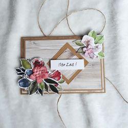 Kartka okolicznościowa - napis wg życzenia