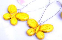 Żółte motylki - zwiastun wiosny!
