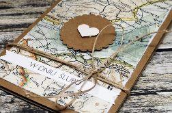Ślubna kartka dla podróżników 4