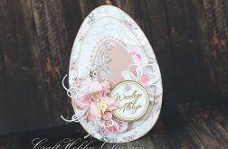 Wielkanocna pastelowa pisanka