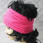 Neon Pink Opaska -