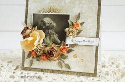 Kochanym Dziadkom (kartka z pudełkiem) #2