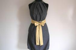 Spring dress-gray 38/40