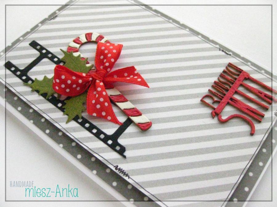 Wyjątkowa KARTKA ŚWIĄTECZNA - 9 - Boże Narodzenie, kartka, świąteczna