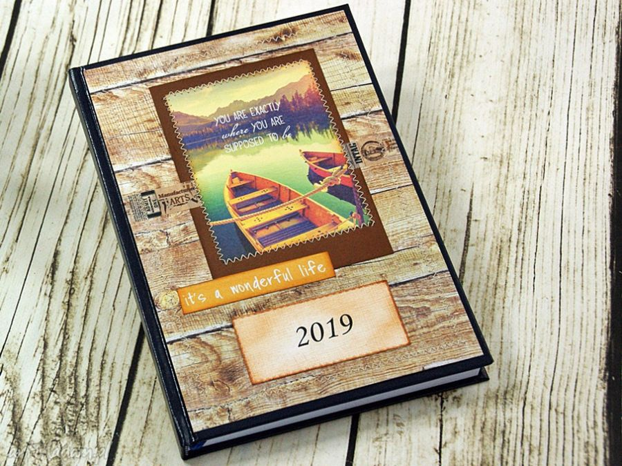 Kalendarz 2019 - jezioro marzeń