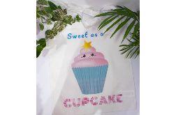 Torba eko bawełniana Sweet as a Cupcake