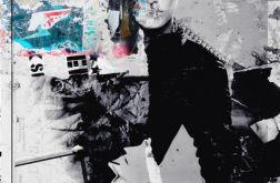 Ivette - kolaż cyfrowy, grafika 40x50cm