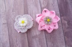 Nomma Spineczki do włosów słodkie kwiatki