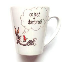 KUBEK Latte CO JEST DOKTORKU? I