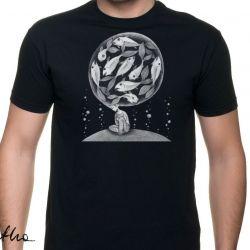 Ryby - t-shirt męski