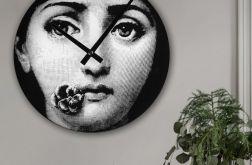 Obraz w okrągłej ramię - Lina